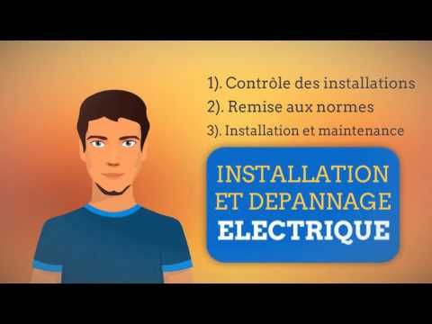 Video Youtube - ROGELEC ELECTRICITE PARIS 19