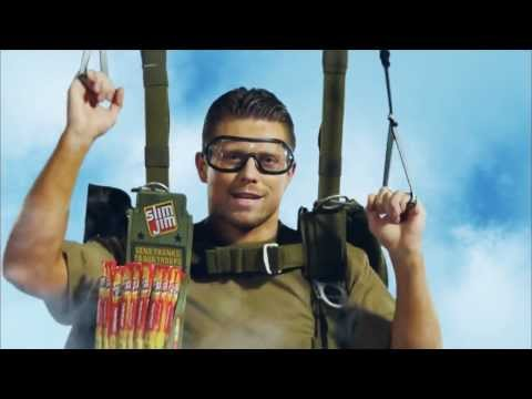 Slim Jim Commercial