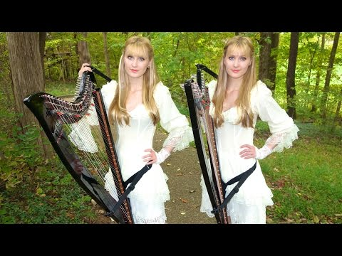 QUEENSRŸCHE - Silent Lucidity (Harp Twins) Camille And Kennerly HARP METAL