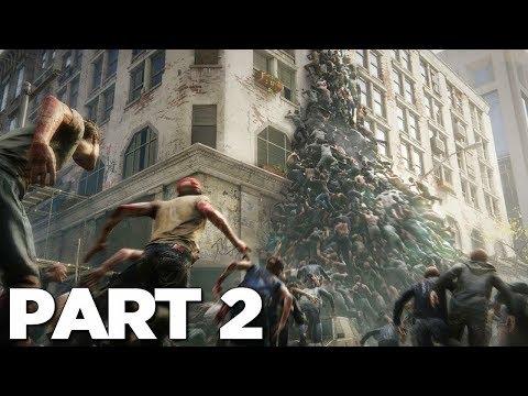 World War Z #2: Zombie 1,000,000 Tấn Công Toa Tàu Hỏa