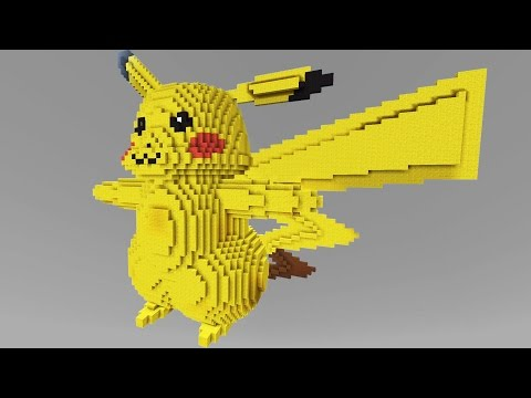 Minecraft vs Pokemon go | GIGA PIKACHU!! | (PvZ/Pokego Land) - Thời lượng: 3 phút, 52 giây.