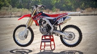 2. 2017 Honda CRF250R | First Impression | TransWorld Motocross