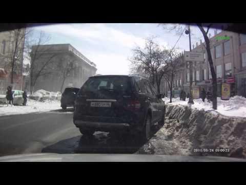 Снежок Упал С Крыши / Видео