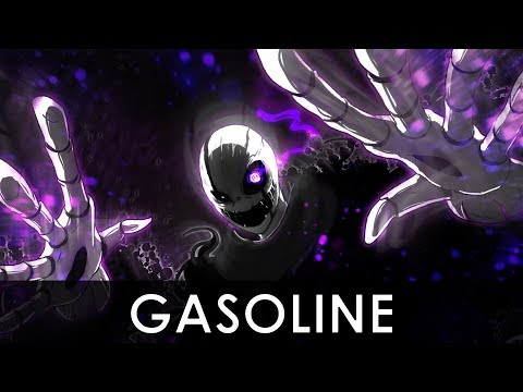 「AMV」Anime Mix- Gasoline