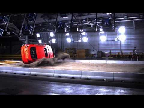 Bmw Test Drive Crash  photos