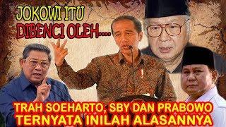 Video INI ALASAN Jokowi Tidak di Sukai Oleh Trah Soeharto, SBY dan Prabowo MP3, 3GP, MP4, WEBM, AVI, FLV Desember 2018