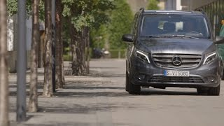 New 2015 Mercedes Vito Tourer Select 119 BlueTec