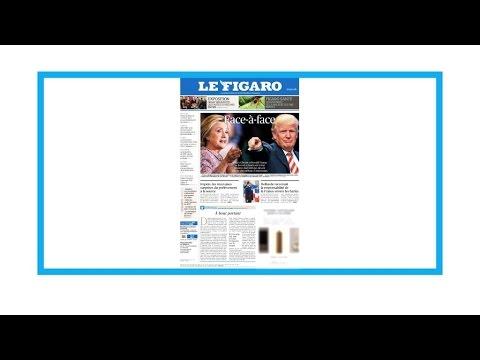 «Clinton vs. Trump, l'eau et le feu»