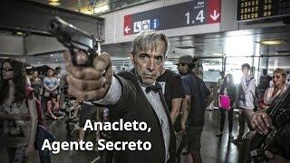 Spy Time  Anacleto  Agente Secreto   Trailer   Asniff 2016   Absurde S  Ance