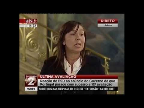 Declarações de Teresa Leal Coelho
