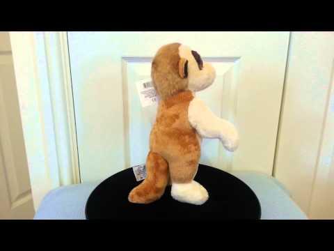 Russ Berrie - Lil Peepers - Plush Toy Meerkat