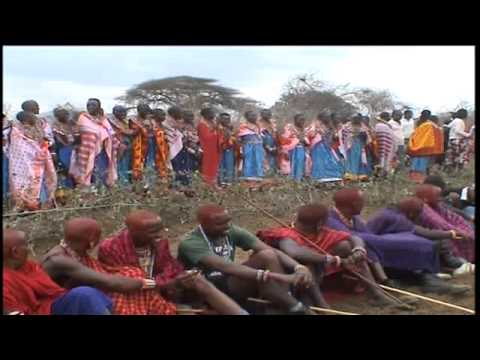 Maasai - How does your community prepare men and women for family responsibilities and fidelity to their spouses? A small maasai village called matapato, near namanga...