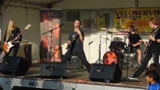 Video Morfetamin - Chopper (Live Bruntál Dny pohody 2013)