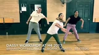 Dassy – Workshop at H4 2017 Culture Shock LA