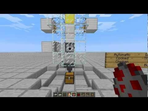 minecraft how to set up dispenser