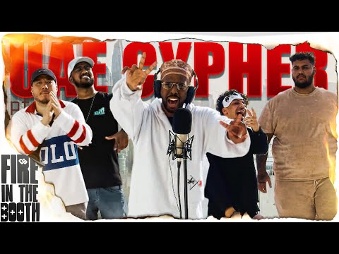 UAE Cypher – Fire in the Booth