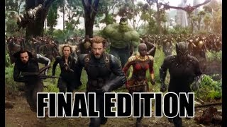 Video MARVEL CINEMATIC UNIVERSE IN CHRONOLOGICAL ORDER *FINAL EDITION* MP3, 3GP, MP4, WEBM, AVI, FLV Mei 2019
