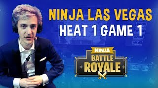 Video Ninja Las Vegas Heat 1 Game 1 - Fortnite Battle Royale Gameplay MP3, 3GP, MP4, WEBM, AVI, FLV Mei 2018