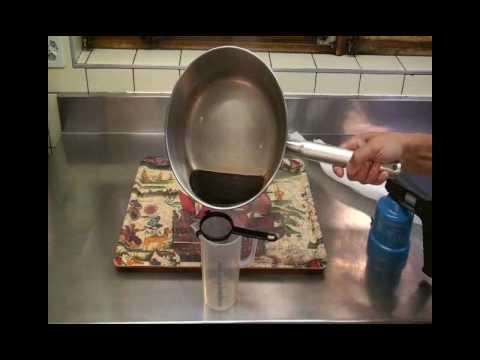 Cannelloni à l'agar-agar
