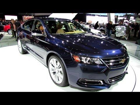 2014 Chevrolet Impala LTZ Exterior Walkaround - 2012 Los Angeles Auto Show