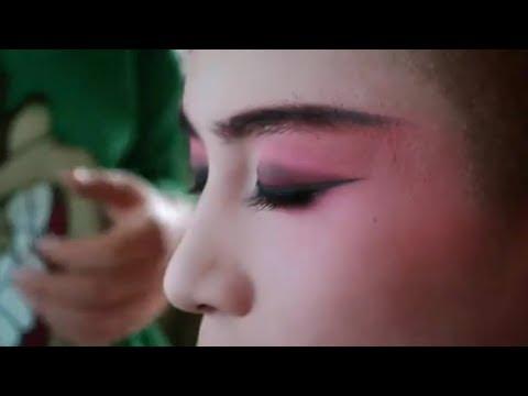 [Hậu trường] Trần Hiểu hoá trang thành Lý Huệ Nương (видео)