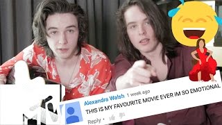 Sing Street Cast Sing YouTube Comments On Their Own Trailer! | MTV Movies