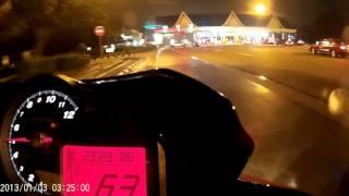 3. Aprilia Shiver 750 Fast & Crazy
