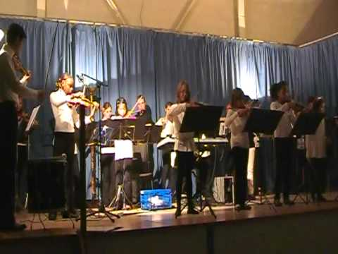 Audrina - 06-11-10 - violon - Snow (видео)