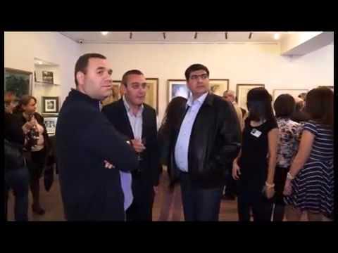 Arame Art Gallery Presents French - Armenian Artists Exhibition April 2013 Yerevan - Armenia.