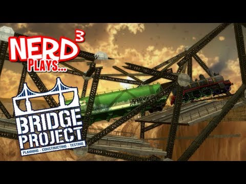 bridge - Second Channel! http://www.youtube.com/user/Officiallynerdcubed Dad³ Channel! (Coming Soon) http://www.youtube.com/user/OfficialDadCubed Nerd³ Twitter! https...