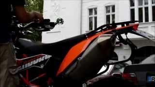 9. OEM vs Wings muffler - KTM 690 Enduro