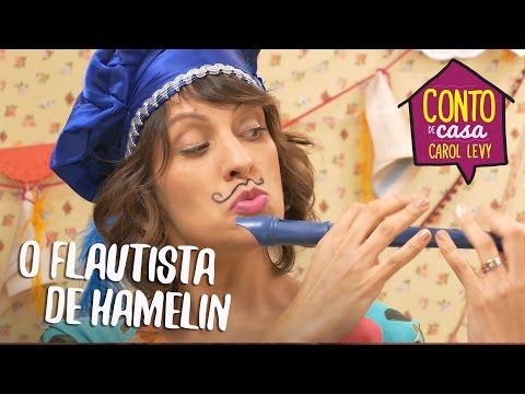 [Conto de Casa] - O Flautista de Hamelin