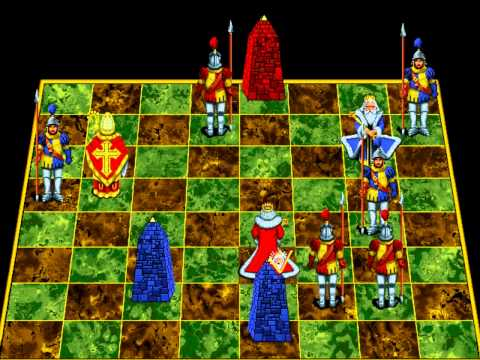 battle chess ipad