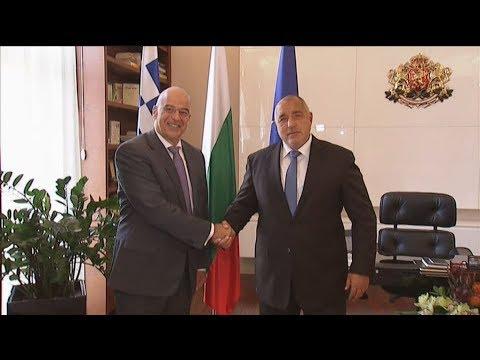 Στη Βουλγαρία ο υπουργός Εξωτερικών Ν. Δένδιας