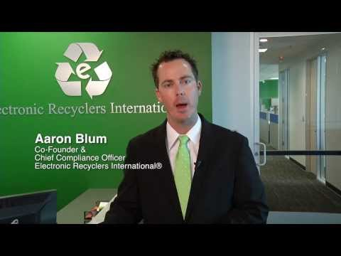 Grand Tour of ERI's Fresno Facility – The Largest Electronics Recycling Facility in the US