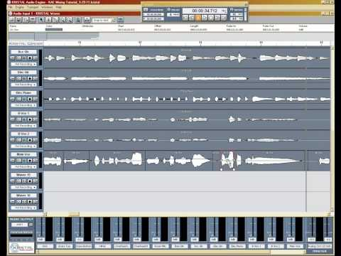 02 Real World Mixing In The Kristal Audio Engine