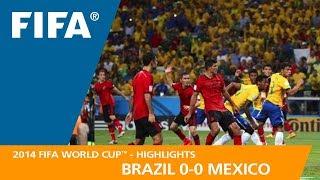 Video BRAZIL v MEXICO (0:0) - 2014 FIFA World Cup™ MP3, 3GP, MP4, WEBM, AVI, FLV Desember 2018
