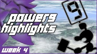 Smash @ Power 9 is becoming regarded as SoCal's best weekly. We make a combo video after every tournament stream. Here are our Week 4 Highlights – feat. A Rookie, PsychoMidget, LuigiKid, and more!