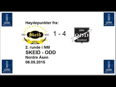 Høydepunkter og intervjuer fra Skeid - Odd 06.05.2015