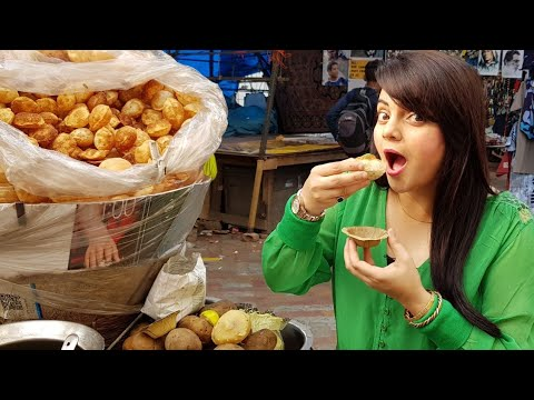 Kolkata Street Food | Best Indian Street Food