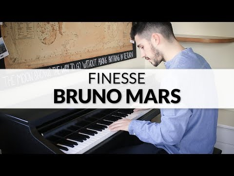 Video Bruno Mars - Finesse (Remix feat. Cardi B) | Piano Cover download in MP3, 3GP, MP4, WEBM, AVI, FLV January 2017