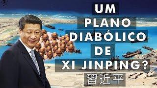 Video Por que a China está construindo várias ilhas no Oceano Pacífico? MP3, 3GP, MP4, WEBM, AVI, FLV Agustus 2018