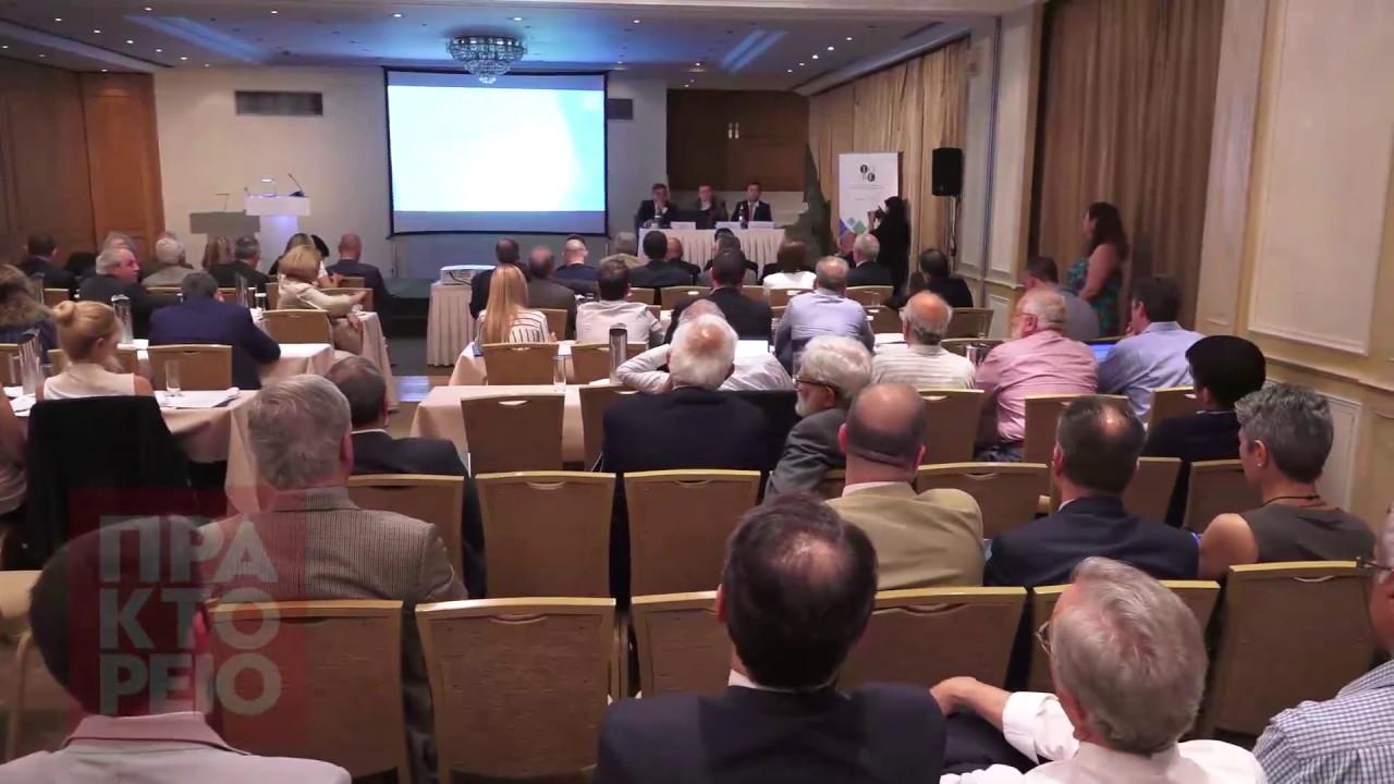 Παρουσίαση μελέτης του ΙΟΒΕ «Ο τομέας μεταποίησης στην Ελλάδα: Τάσεις και Προοπτικές»