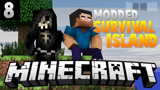 FINDING CIVILIZATION! [8] ( Modded Survival Island ) w/AciDic BliTzz&Taz!