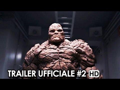 FANTASTIC 4 - I FANTASTICI QUATTRO Trailer Ufficiale Italiano #2 (2015) Movie HD