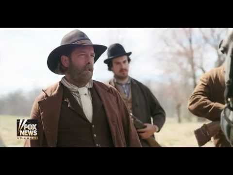 Legends & Lies: The Rest West - Bass Reeves Horse -Thief Mob Scene