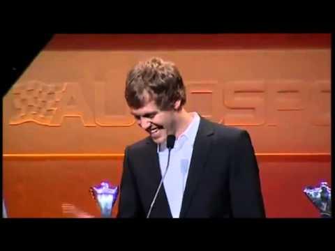 When Sebastian Vettel imitated Kimi Raikkonen
