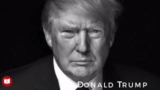 Le portrait de Donald Trump