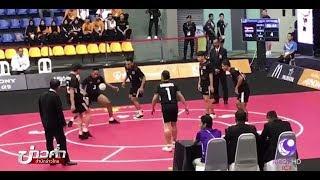 ทัพนักกีฬาไทยคว้าเหรียญทองเหรียญแรกในซีเกมส์ 2017 ได้สำเร็จ จากตะกร้อช...