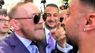 Video FULL VIDEO! PAULIE MALIGNAGGI CONFRONTS CONOR MCGREGOR! GETS INTO HEATED SCUFFLE! MP3, 3GP, MP4, WEBM, AVI, FLV Oktober 2018